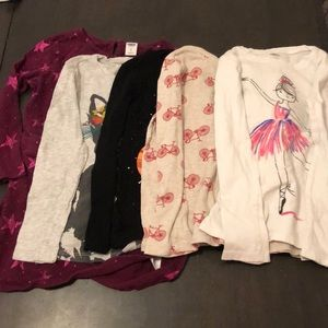Lot Old Navy Girls Clothing Size 4T